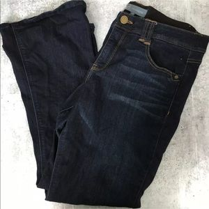 """Wit & Wisdom Stretch Boot Cut """"AB"""" Solution Jeans"""